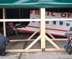 W Tupolewie nie było wybuchu. Są wyniki ekspertyzy