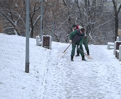 Atak zimy. Śliskie chodniki przyczyną ponad 100 wezwań pogotowia