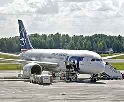 Dreamliner w Polsce. W Rzeszowie gotowi na serwisowanie dreamlinerów