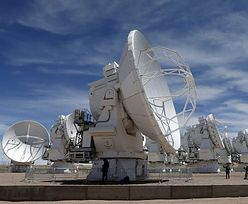 Strajki w Chile. Protestuje obsługa największego w świecie radioteleskopu