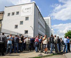Fabryka Maszyn w Tarnowie zamknięta z dnia na dzień. 200 osób na bruk