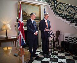 Zachodnie sankcje wobec Rosji. Trwają rozmowy USA i Wielkiej Brytanii