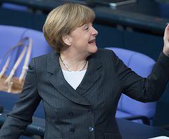 """Antysemicka"" wpadka kanclerz Merkel"