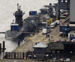 Interwencja w Syrii. Brytyjski atomowy okręt podwodny czeka