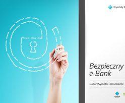 Kryształy Symetrii: Który e-bank jest najbezpieczniejszy?