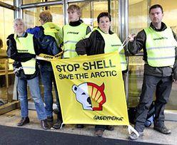 Greenpeace przejął Shella. To początek wojny