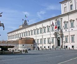 Wybory we Włoszech. Prasa przytacza ogromne koszty utrzymania prezydenta