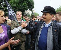 Marsz Wyzwolenia Konopi przeszedł ulicami Warszawy