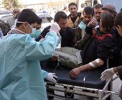 Broń chemiczna w Syrii. Będzie interwencja?