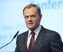 """Konflikt na Ukrainie. Tusk po szczycie UE: """"Umiarkowana satysfakcja"""""""