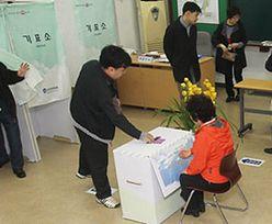 Wybory parlamentarne w Korei Południowej. Są wyniki