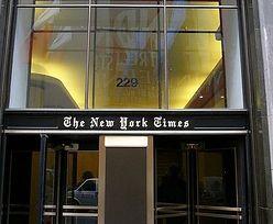 Tajlandia we wtorek bez New York Times'a. Drukarze przestraszyli się króla