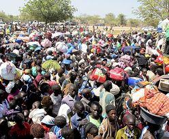 200 ofiar wypadku w Sudanie!