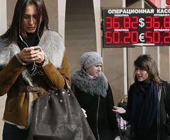 """Sankcje na Rosję już działają? """"Jedzenie droższe, rubel tańszy"""""""