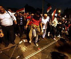 Egipt znów stanie w ogniu? Armia traci cierpliwość