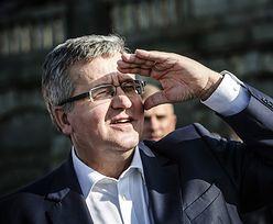 Prezydent Komorowski ma zeznawać w procesie Sumlińskiego i płk. L.