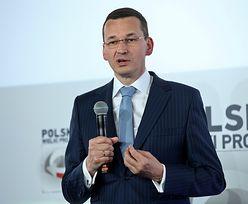 Morawiecki: deflacja będzie się w Polsce zmniejszać. Pensje Polaków powinny rosnąć