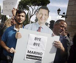 Dymisja burmistrza Rzymu. Zgubiły go nadużycia i mijanie się prawdą