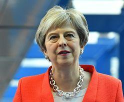 Brytyjska premier grozi palcem. Koniec z przywilejami dla migrantów, m.in. z Polski