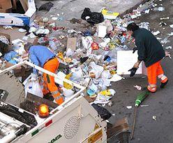 Palermo tonie w śmieciach. Alarmujący raport