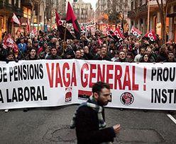 Kryzys w Hiszpanii. W Madrycie demonstrują przeciwko oszczędnościom