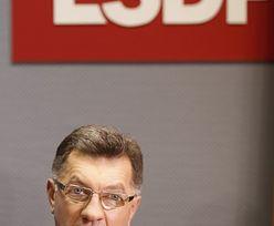 Litewski premier przeciwny oryginalej pisowni nazwisk