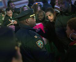 Zabójca nowojorskich policjantów miał kryminalną przeszłość