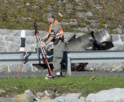 Katastrofa lotnicza w Szwajcarii. Odnaleźli ciała ofiar