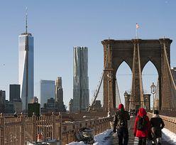 Takiego mrozu nie było w Nowym Jorku od stu lat