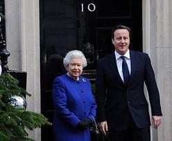 Wielka Brytania: Elżbieta II na posiedzeniu rządu Camerona