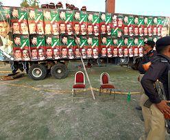 Wybory w Pakistanie zagrożone atakami talibów
