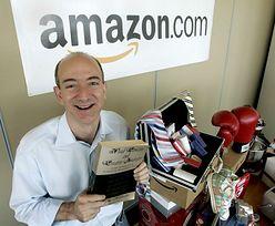Indeks miliarderów Bloomberga. Szef Amazona awansował na czwartą pozycję