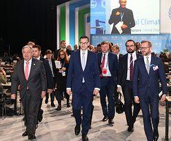 Morawiecki: Polska jest jednym z liderów powstrzymywania globalnego ocieplenia