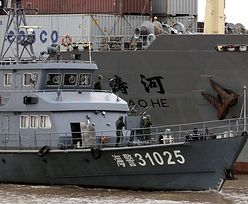Chiny wysyłały dwa statki w rejon spornych wysp
