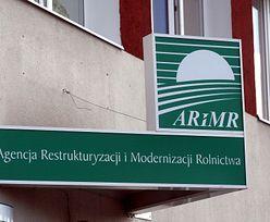 ARiMR sprawdzi podejrzenia CBA wobec swoich pracowników