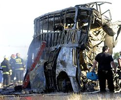 Wypadek autobusowy w Argentynie. Wielu zabitych