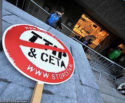 TTIP i CETA. PiS jeszcze się nie zdecydował, czy ratyfikować umowę z Kanadą
