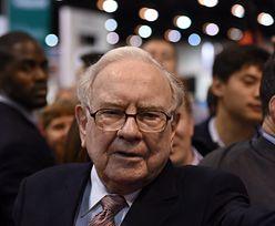 Obiad za miliony dolarów. Najbogatsi znów walczyli w internetowej aukcji, by spotkać się z Warrenem Buffettem