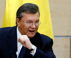 Konferencja Wiktora Janukowycza. Rosyjscy dziennikarze drwią