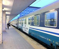 Pociągi we Włoszech. Maszynista zarobi więcej, gdy się... spóźni