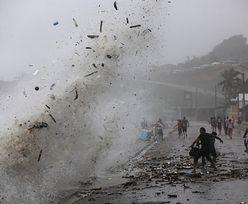 Burza tropikalna Isaac. Trzy ofiary śmiertelne w Haiti