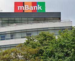 mBank pozwany przez Wojasa. Chce 15 mln zł
