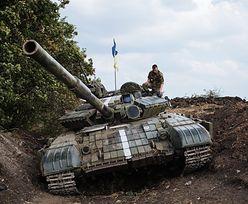 Szef litewskiego MSZ: Powinno się rozważyć pomoc militarną dla Ukrainy