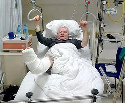 """Lech Wałęsa w szpitalu. """"Nikt nie zna dnia i godziny"""""""