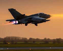 Wojna z Państwem Islamskim. Pierwszy brytyjski nalot w Syrii, celem pola naftowe