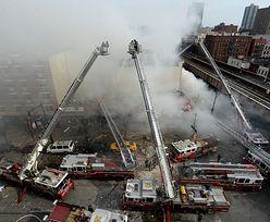 Wybuch w Nowym Jorku. Wzrasta liczba ofiar