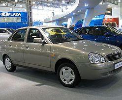Rynek nowych aut w Rosji kurczy się w zastraszającym tempie