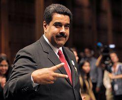 Wenezuela będzie sprzedawać na granicy swą tanią benzynę za dewizy