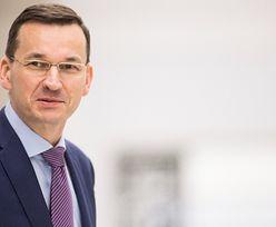 Morawiecki zapowiada ściganie mafii VAT-owskich. Nie wyklucza rozszerzenia 500+