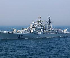 Chiny zakończyły ćwiczenia marynarki wojennej na Ocenie Indyjskim